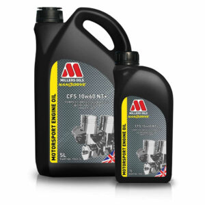 Millers Oils CFS 10W60 NT+ Motorsport Engine Oil 1L 5L 7965-1L 7965-5L
