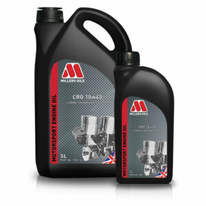 Millers Oils CRO 10w40 Competition Break-In Oil 7981-1L & 7981-5L