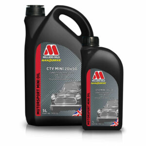 Millers Oils Nanodrive CTV Mini 20W50 Engine - Transmission Oil 7959-1L & 7959-5L