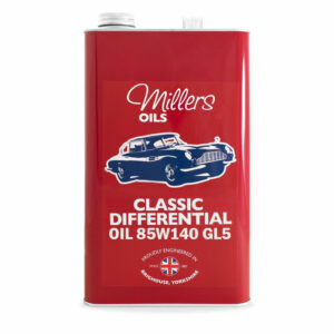 Millers Oils Classic Differential Oil 85w140 GL5 5L 7930-5L