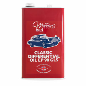 Millers Oils Classic Differential Oil EP 90 GL5 5L 7929-5L