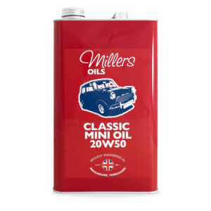 Millers Oils Classic Mini Oil 20w50 Engine Oil 7914-5L