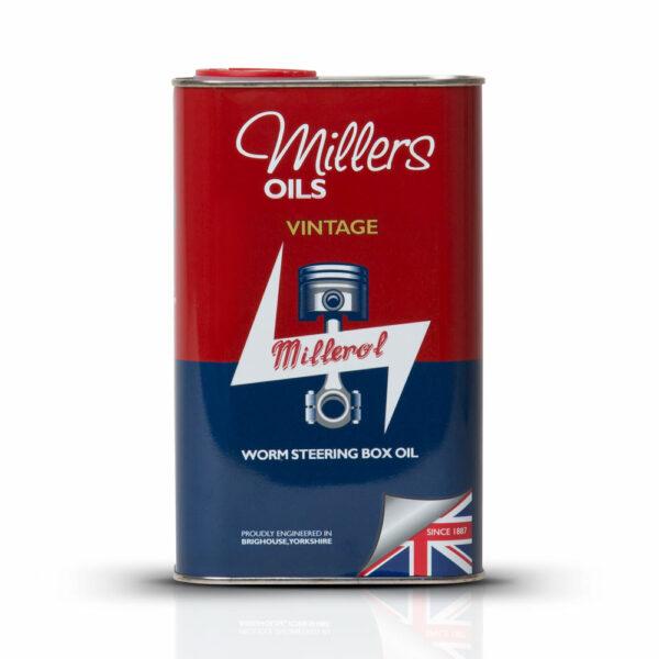 Millers Oils Vintage Worm Steering Box Oil - 1 Liter 7921