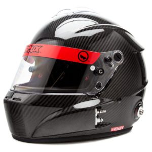 ROUX R-1CF Loaded Gloss Carbon Fiber Helmet