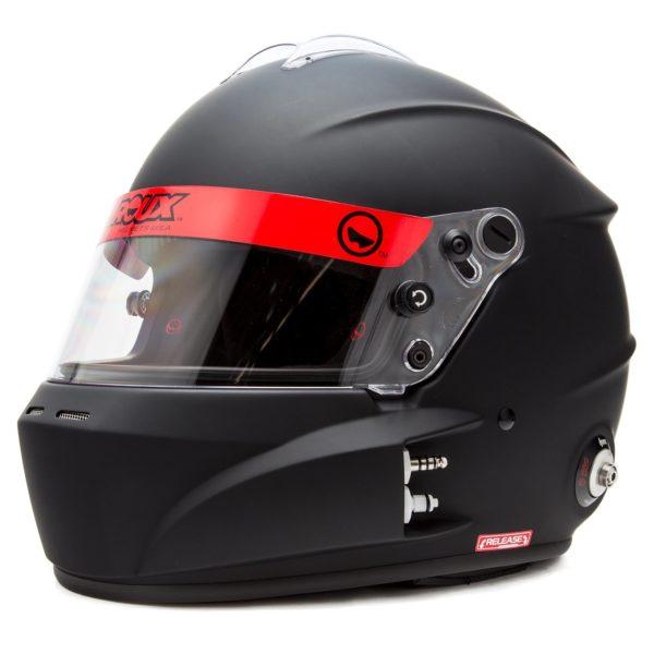 ROUX R-1F Loaded Fiberglass Helmet