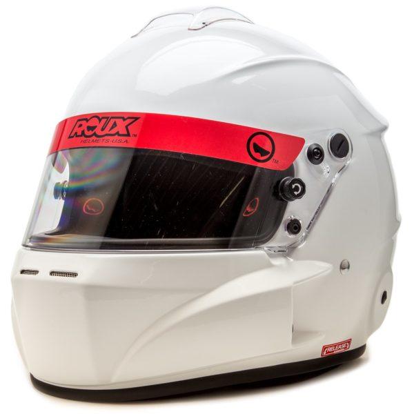 ROUX R-1FBM Base Fiberglass Helmet