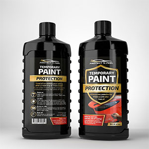 Protect 'N Peel Paint Protectant
