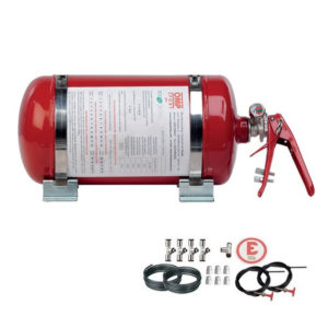 OMP Automatic Mecanic Steel Fire extinguisher 4.25 Ecolife