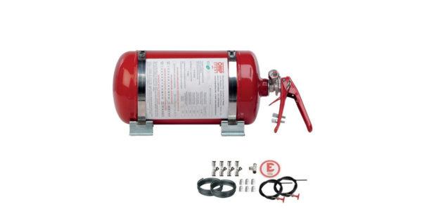 OMP Automatic Mecanic Steel Fire extinguisher 4.25 Ecolife