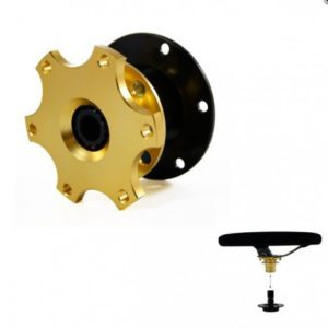 BRATEX Steering wheel Quick Release Hub