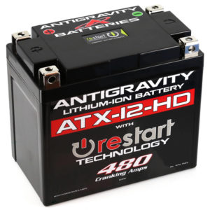 Antigravity Batteries ATX-12-HD-RS ATX12HD Restart Battery