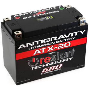 Antigravity ATX20 ATX-20 Restart Battery