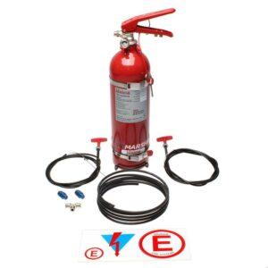 Lifeline Zero 2000 2.25 ltr Club Fire Marshal Mechanical System