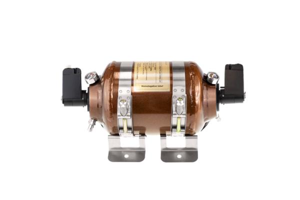 Lifeline Zero 275 0-4m3 - Lightweight 8865 Fire Suppression System Bottle