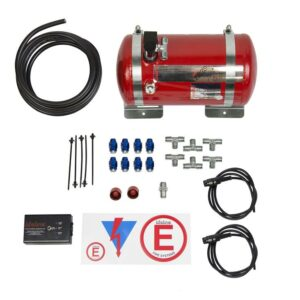 Zero 2000 FIA 4.0 ltr Electric Fire Suppression System