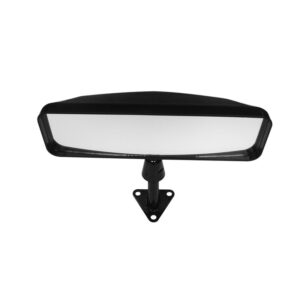 lifeline Center Mount Sports Cars Mirrors Black Front