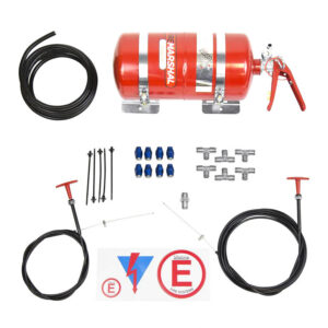 lifeline Zero 2000 FIA 4.0 ltr Fire Suppression System