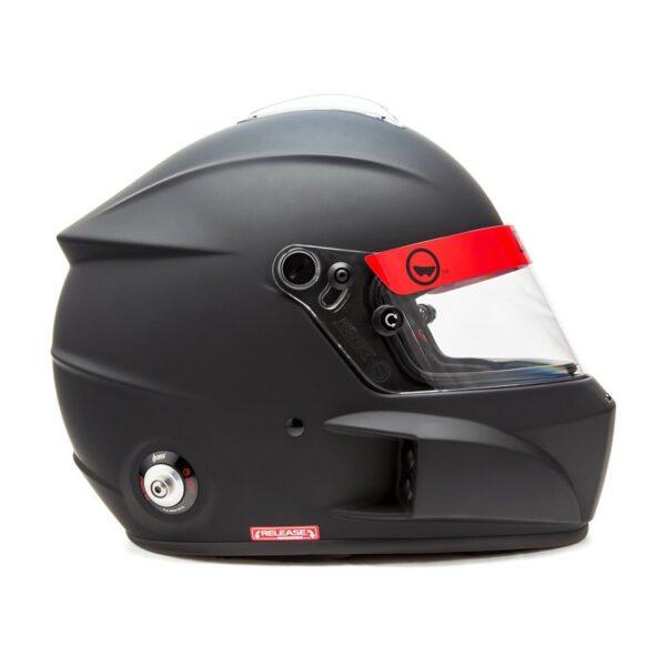 Roux R1 Fiberglass SA2020 Helmet RXHR1F-20F55 Right Side