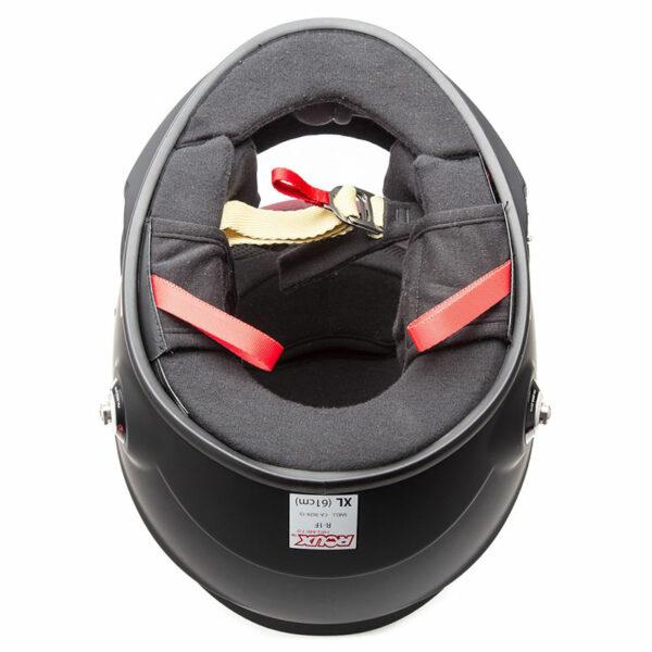 Roux R1 Fiberglass SA2020 Helmet RXHR1F-20F55 Underside Bottom Release
